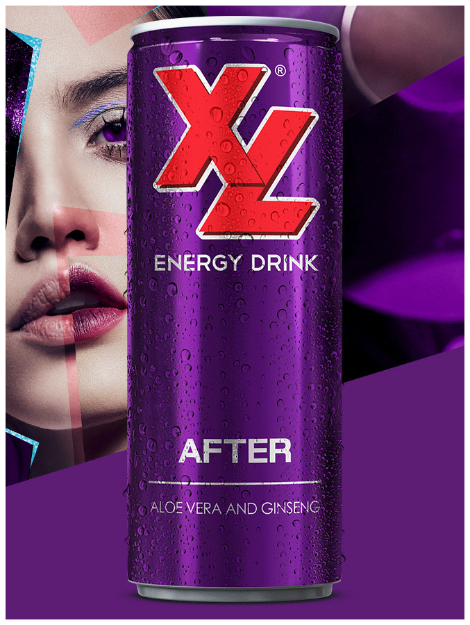 XL Energy Drinks After Party