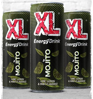 XL Energy Drinks Mojito