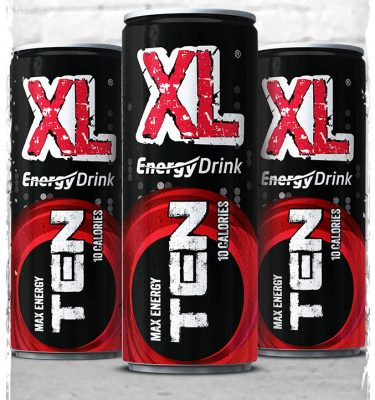 XL Energy Drinks Ten