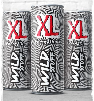 XL Energy Drinks Wild Stuff