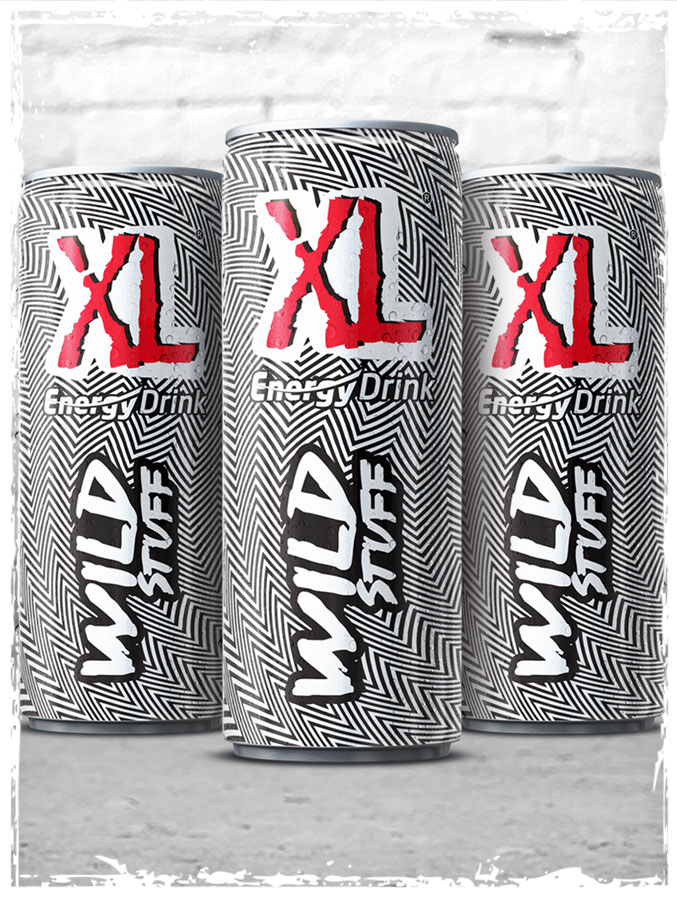 XL Energy Drinks Wild Stuff